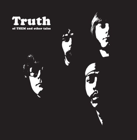 TRUTH of them and other tales Lp (front)